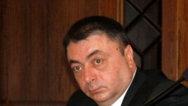 Georgia -- Georgian Ambassador to Armenia Tengiz Sharmanashvili.