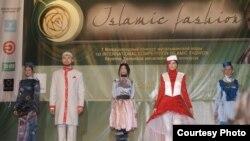 نخستین هفته مد لباس اسلامی در تاتارستان