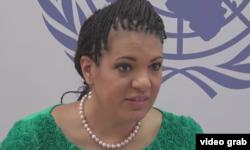 Rita Izsák-Ndiaye, raportoarea specială ONU la Chișinău