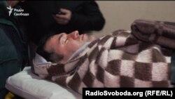 Голова ДФС Роман Насіров у відомчій лікарні «Феофанія» в Києві (архівне фото)