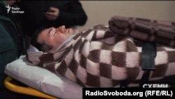 Голова ДФС Роман Насіров у відомчій лікарні «Феофанія» в Києві, 3 березня 2017 року
