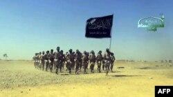 Luftëtarë të grupit Ahrar al-Sham, foto nga arkivi