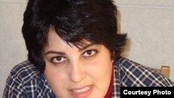 پریسا نصرآبادی؛ فعال دانشجویی