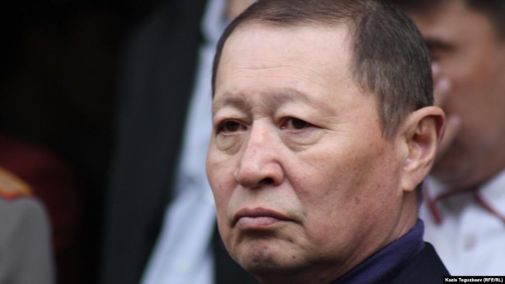 Экс-главе КНБ Дутбаеву вынесли вердикт