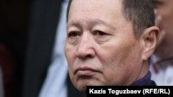Нартай Дутбаев, бывший председатель КНБ Казахстана.