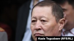 Нортой Дутбоев - раҳбари пешини Кумитаи амнияти миллии Қазоқистон