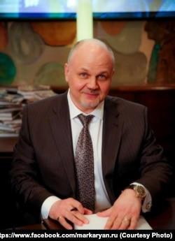 Адвокат Рубен Маркарьян