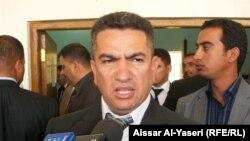 Al-Najaf Governor Adnan Al-Zurfi (file photo)