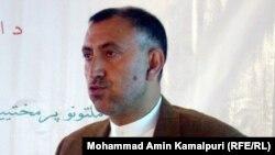 محمد عمرشیرزاد د ارزګان والي