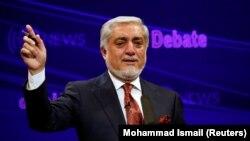 عبدالله عبدالله، رئیس اجرائیه افغانستان