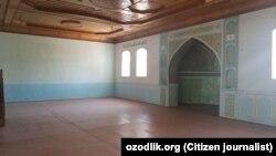 Мечеть «Донобай» в городе Намангане.