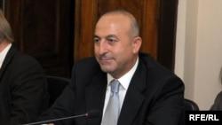 Председатель Парламентской ассамблеи Совета Европы Мевлют Чавушоглу