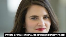 Nina Jankowicz, američka ekspertkinja iz Woodrow Wilson centra iz Vašingtona