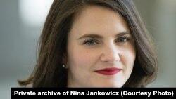 Nina Jankowicz, stručnjakKennan instituta u američkom Woodrow Wilson centru