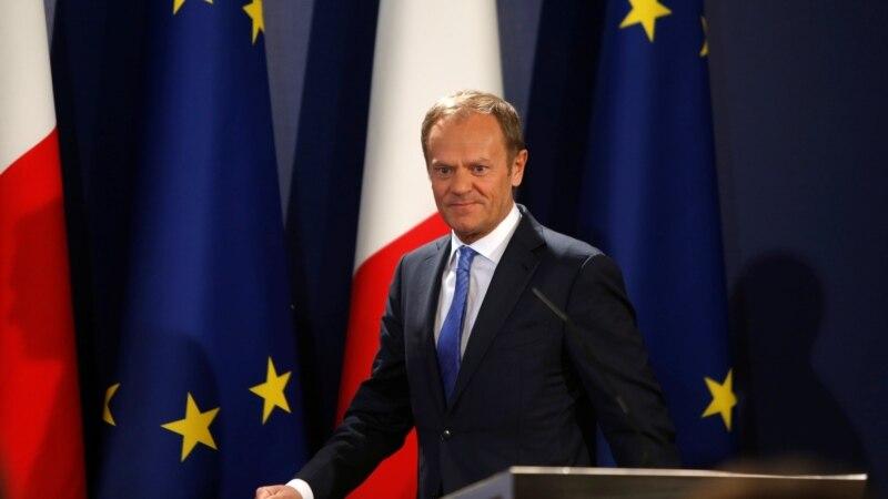 Лідери ЄС затвердили принципи переговорів про вихід Британії з блоку