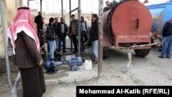 ازمة المشتقات النفطية في الموصل - ارشيف