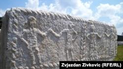 Stećak, nekropola Radimlja nadomak Stoca, Bosna i Hercegovina
