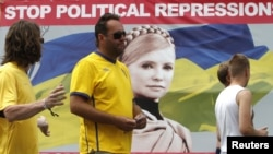Many Tymoshenko supporters see the tournament as a largely wasted opportunity.