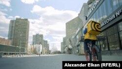 Кадр из фильма Дарьи Демуры и Александра Элькана.