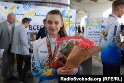 Дарина Безпалова – чемпіонка Всесвітньої гімназіади (тхеквондо)