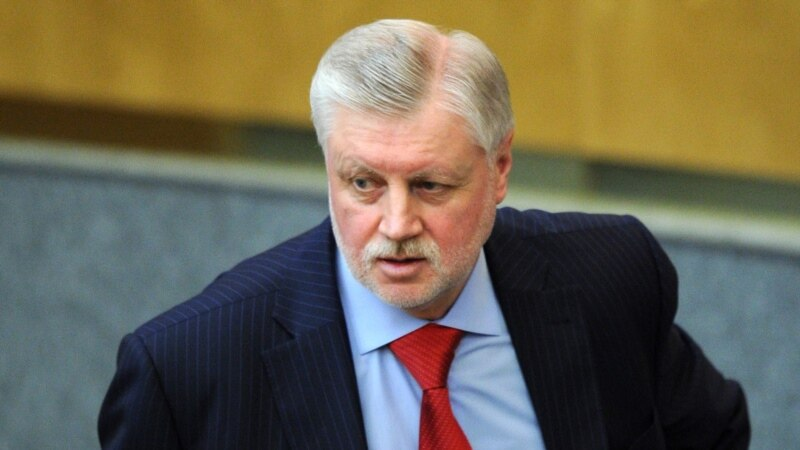 Справедливая Россия объединится с партией Захара Прилепина