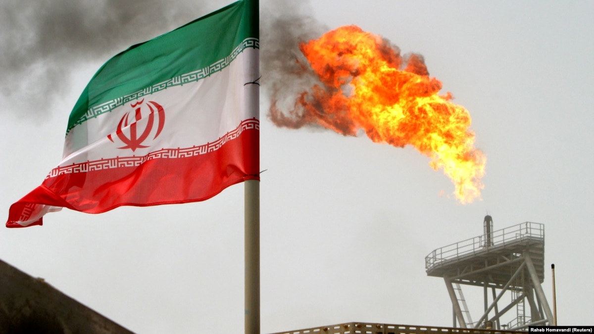 U.S. Slaps Sanctions On Four Energy Firms For Aiding Iran's Quds Force