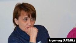 Политолог Ленора Дюльберова