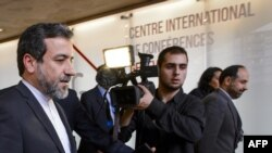 Iran's Deputy Foreign Minister Abbas Araqchi led the Iranian delegation in talks at Geneva.