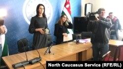 Центральная избирательная комиссия Абхазии, архивное фото
