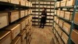 Державний галузевий архів СБУ. Архівні фонди колишнього КДБ у Києві тепер відкриті для дослідників
