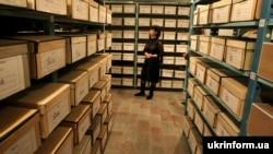 Галузевий державний архів СБУ. Архівні фонди колишнього КДБ тепер відкриті для дослідників