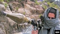 Бойовик угруповання «Талібан» (ілюстраційне фото)