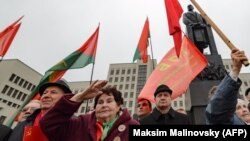 Belarusda tədbir, 7 noyabr, 2017-ci il