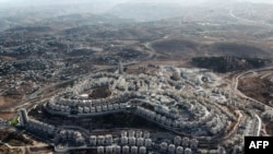 The Jewish settlement of Har Homa on the outskirts of Arab East Jerusalem will house 983 of the units.