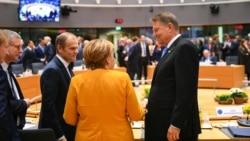 Relatrea de la Bruxelles: ]ncheierea summitului UE