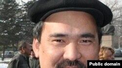 Сакен Таужанов, казахский блогер, трагический погибший 1 августа 2007 года в Алматы. Фото с сайта www.kub.kz