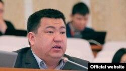 Кыргызстандын мурдагы депутаты Нурбек Мурашев.