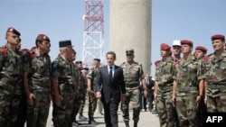 Sarkozy in Kabul