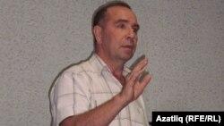 Башкортстан татар милли хәрәкәте вәкиле Вил Латыйпов