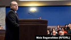 Тональность заявления главы Нацбанка Кобы Гвенетадзе возмутила оппозицию
