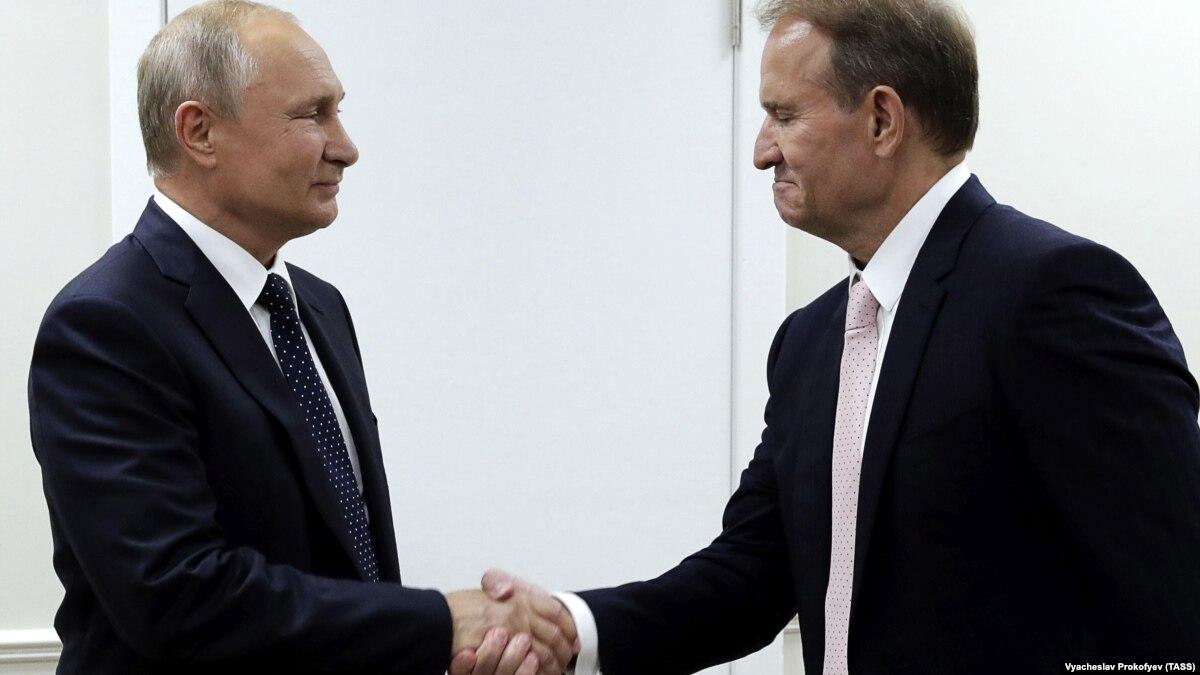 Зеленский не требует участия Медведчука в переговорах с Россией – Ермак