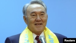Nursultan Nazarbaev is the only post-independence president that Kazakhstan has ever had.
