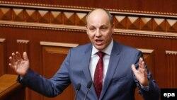 Голова Верховної Ради Андрій Парубій