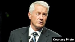Moldova - Thorbjorn Jagland, Secretary General of the Council of Europe,