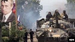 """Пропахший порохом """"усмиритель Чечни"""" выиграл президентские выборы за явным преимуществом"""