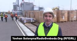 Головний інженер проекту з підвищення безпеки на ЧАЕС Андрій Савін