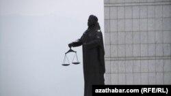 Adalat ministrligi, Aşgabat