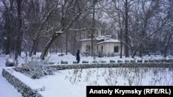 Симферополь, январь 2018 год