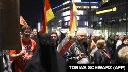 В Германии за прошлый год выросло на 40 процентов число преступлений, совершаемых по мотивам правых политических настроений