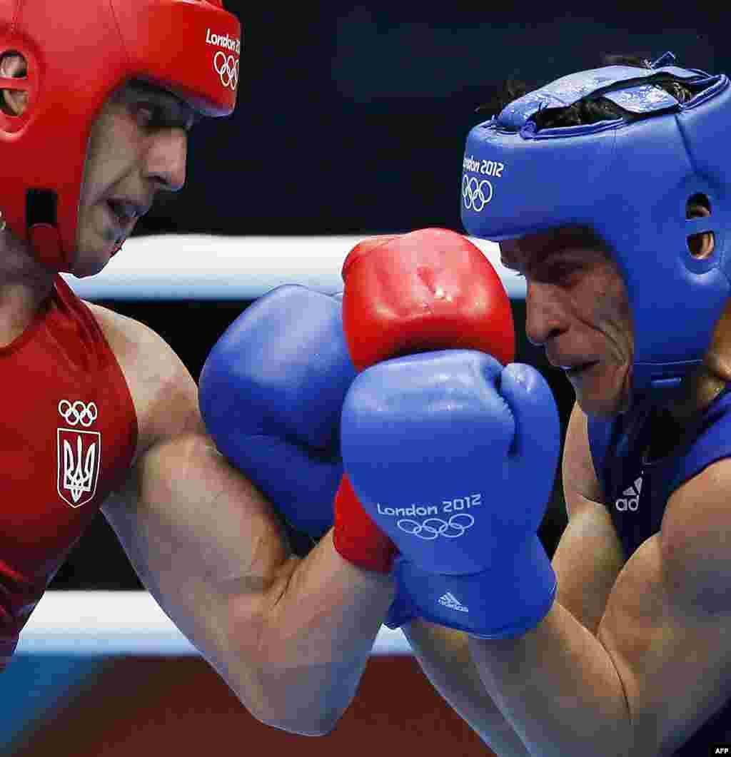 Бронза у ваговій категорії до 81 кілограма – Олександр Гвоздик.Його півфінальний бій на Олімпійських іграх у Лондоні з казахстанцем Аділбеком Ніязимбетовим завершився з рахунком 13:13, але судді віддали перемогу казахстанському боксеру.